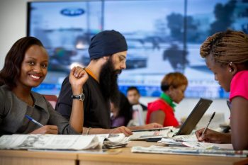 AKU Graduate School of Media & Communication: Story-telling with impact: News that drives the news