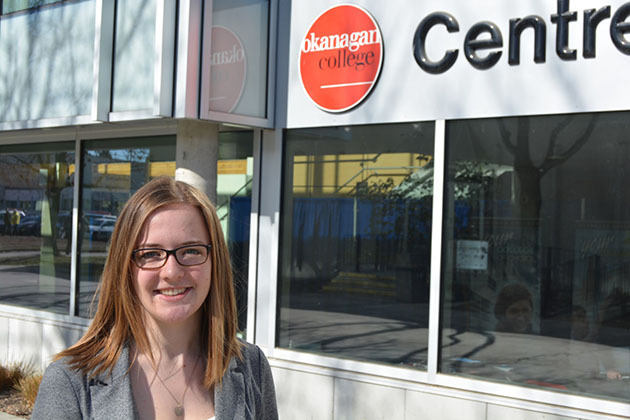 Okanagan College student, Karen Vandergaag earns Aga Khan Foundation's prestigious international scholarship