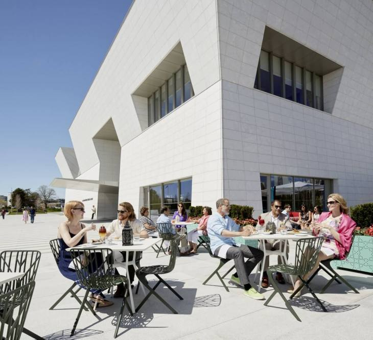 Patio Season Kicks Off Tomorrow at Aga Khan Museum's Diwan Restaurant