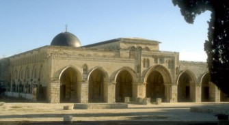 Al-Aqsa Mosque. Photo: Archnet