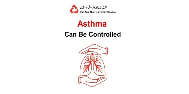 World Asthma Day at Aga Khan University Hospital - You CAN control your asthma