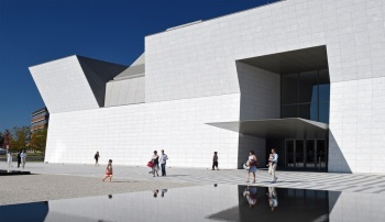 Aga Khan Museum Toronto (Moriyama & Teshima with Maki and Associates) Wins 2016 OAA People's Choice Awards Announced