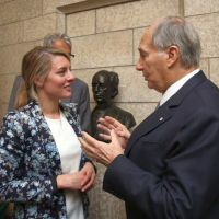 Canadian Heritage Minister, Mélanie Joly wishes 81st Birthday Khushali Mubarak to His Highness the Aga Khan