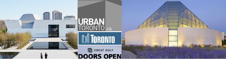 Doors Open TO - Ismaili Centre Toronto - Aga Khan Museum