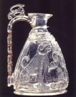 Fatimid rock crystal