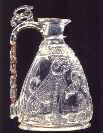 Fatimid rock crystal