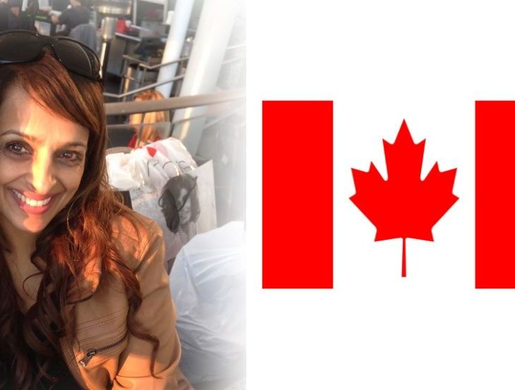 Shaneela Jivraj (Shallwani): Can she possibly be one of the first Ismaili born in Canada?