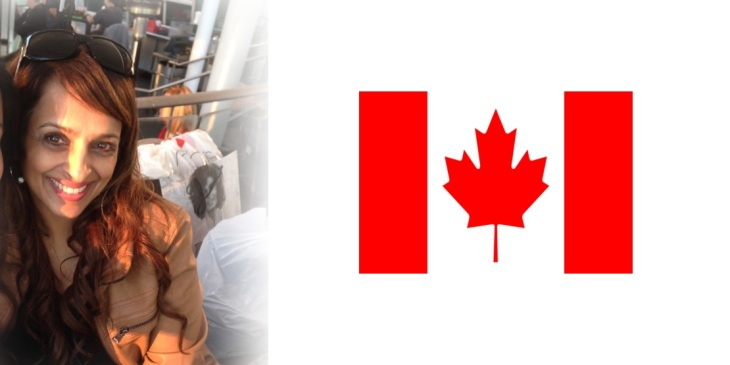 Shaneela Jivraj (Shallwani): Can she possibly be one of the first Ismaili born in Canada?