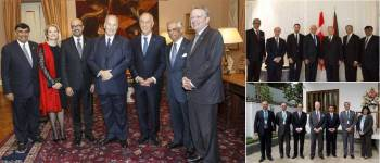 Ismaili Imamat's Diplomatic Corps: Senior Officials of the Seat of Ismaili Imamat, Personal Representatives of the Imam & AKDN Resident Representatives
