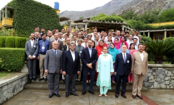 Princess Zahra and Prince Rahim visit Gilgit and inaugurate health centre | The Ismaili