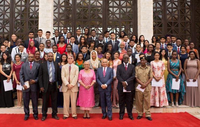 H.E. Mrs Kenyatta Addresses the Class of 2016 | Aga Khan Academies