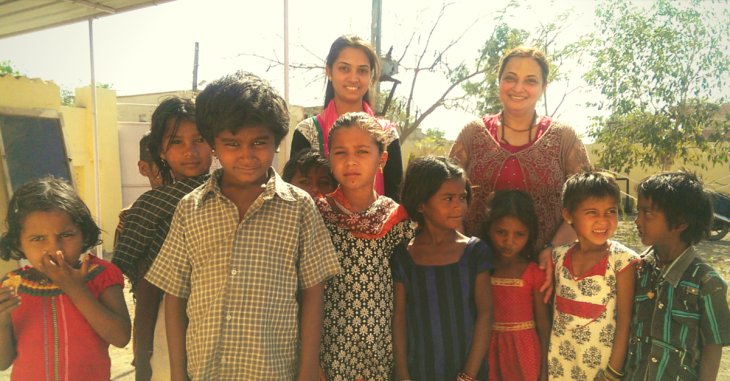 Munira Nagji: She travels from Canada to a village in India to impart Montessori education to underprivileged kids