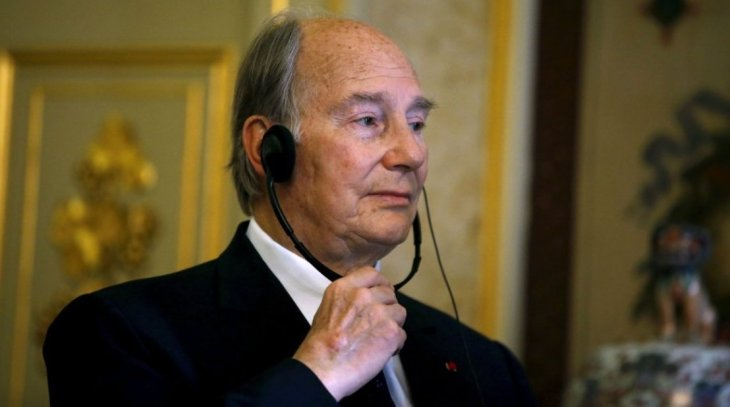 His Highness the Aga Khan in Portugal