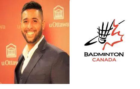Rahim Karmali joins Badminton Canada
