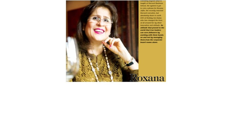 Roxana Jaffer: Pioneering the fusion of social responsibility with business strategy
