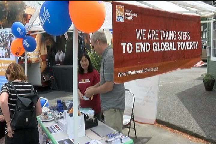 Watch AKFC's 'Together Truck' at Vancouver's Biggest Event: World Partnership Walk fundraiser | CHEK