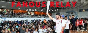Ontario Fanous Relay for Ismaili Jubilee Games & Canada Day Celebrations