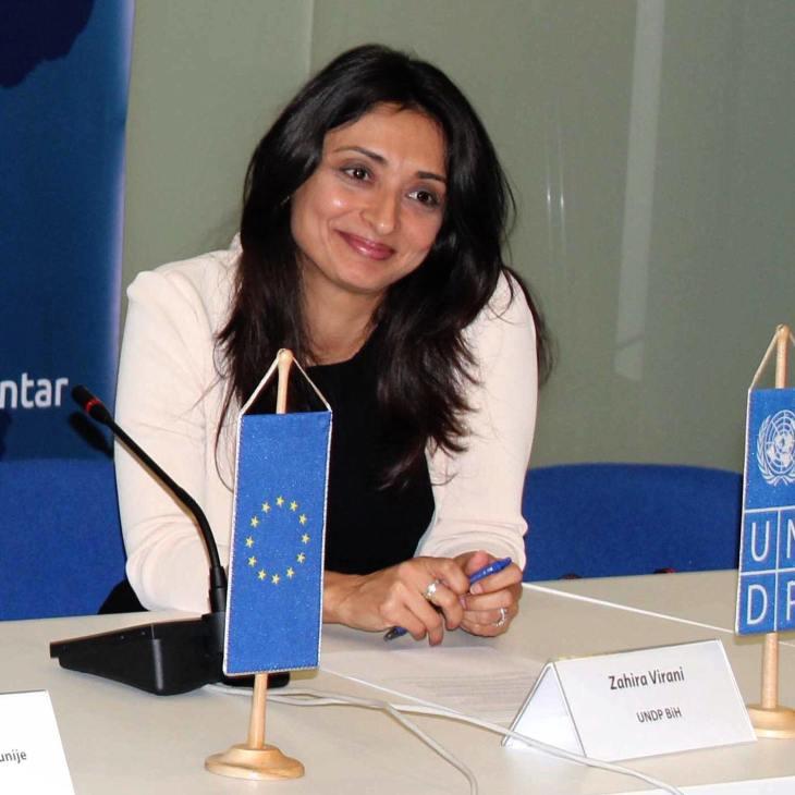 Zahira Virani