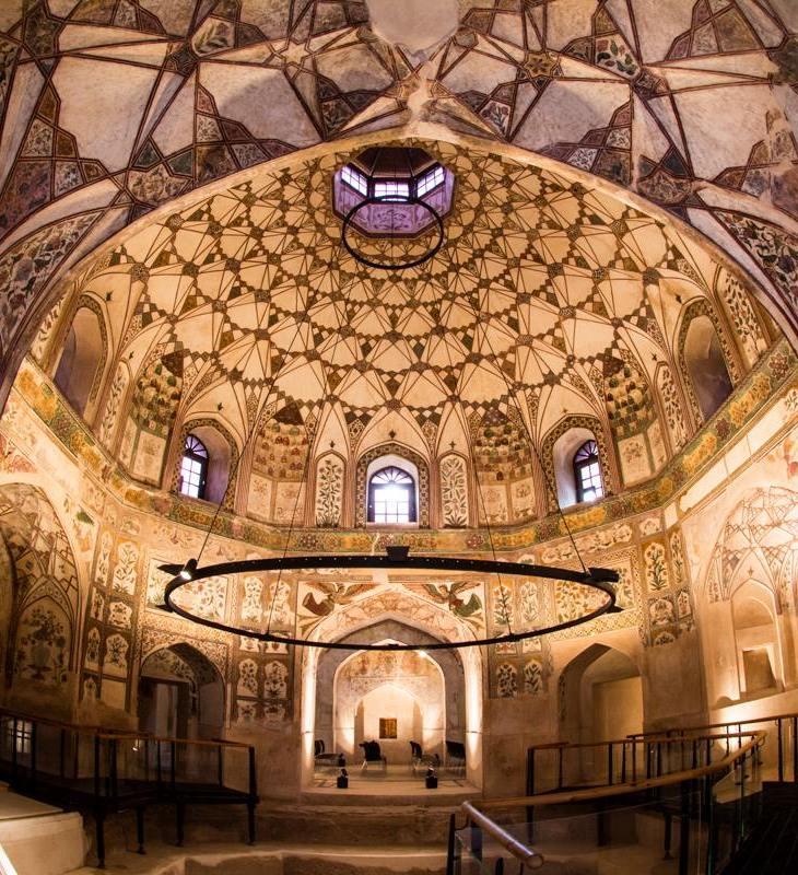 Restored by Aga Khan Trust for Culture, Shahi Hammam Lahore has become one of the most visited sites