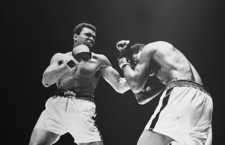 Muhammad Ali vs. Ernie Terrell