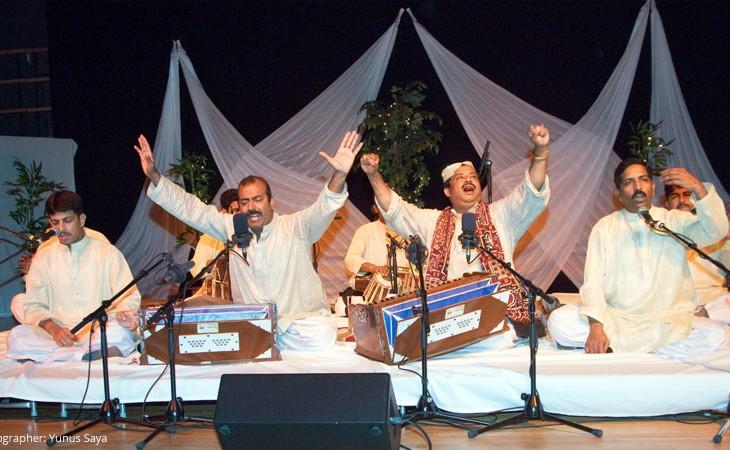 A Unique South Asian Art: Qawwali and Devotional Singing