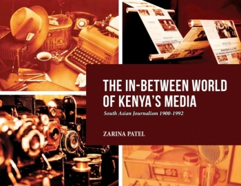 Ismaili journalist featured in the new book published in Kenya