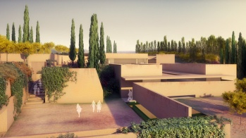 Reimagining the Alhambra at the Aga Khan Museum
