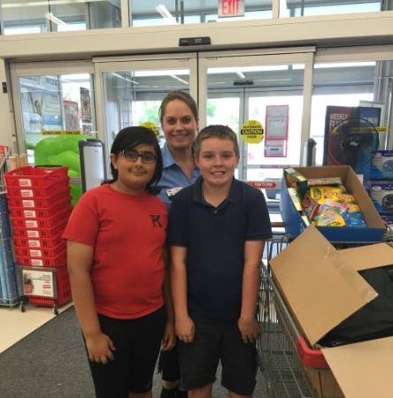 From Cloverdale kids to Fort McMurray kids with love