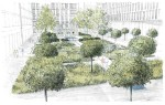 Commissioned by the Aga Khan Development Network, Jellicoe Garden - Kings Cross, London