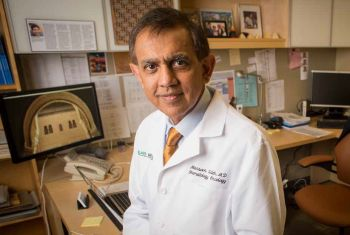 Center Profile: Mansoor Saleh, M.D. - Professor of Oncology and Head of the Clinical Trials program at the University of Alabama-Birmingham