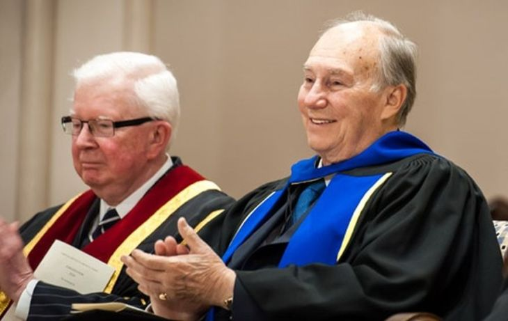 Pontifical Institute of Mediaeval Studies (PIMS) proudly honours His Highness the Aga Khan