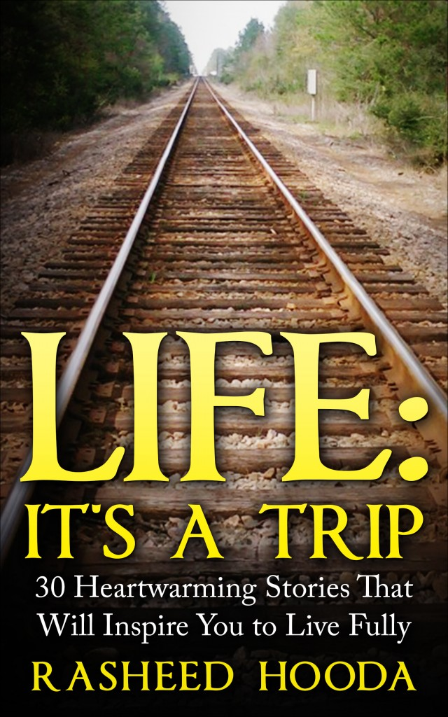 Life - It's a Trip - by Rasheed Hooda