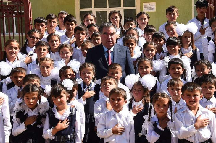 Tajikistan President Emomali Rakhmon inaugurates AKDN supported projects in Bartang Valley of Gorno-Badakhshan
