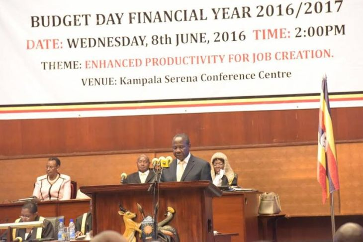 Uganda's 2016/7 Budget Speech highlights AKDN's Teaching Hospital to be ready in 2020