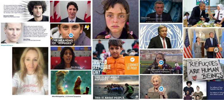 UN Refugees Day