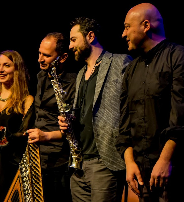 UNHCR selects AKMI roster artists Basel Rajoub and Soriana Project to perform for UN World Refugee Day commemoration (Image credit: AKDN/AKMI)