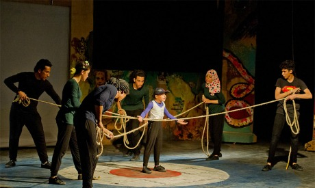Al-Darb Al-Ahmar Arts School to perform in Morocco, Tunisia | Ahram Online