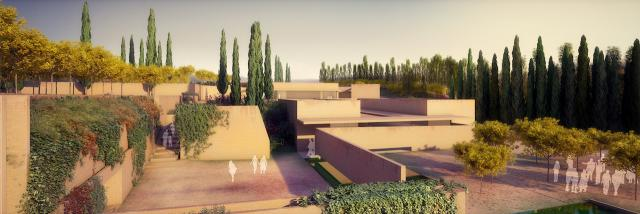 Álvaro Siza: A Gateway to the Alhambra Opens at the Aga Khan | Urban Toronto