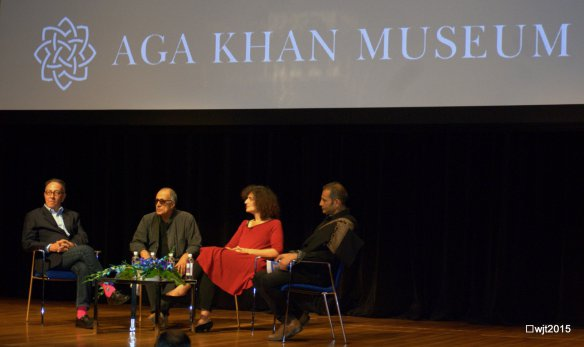 Abbas Kiarostami at AKM - Press Conference