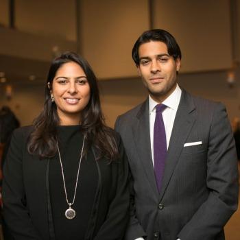 Alyshia and Omar Mangalji: Daring to dream and explore new perspectives