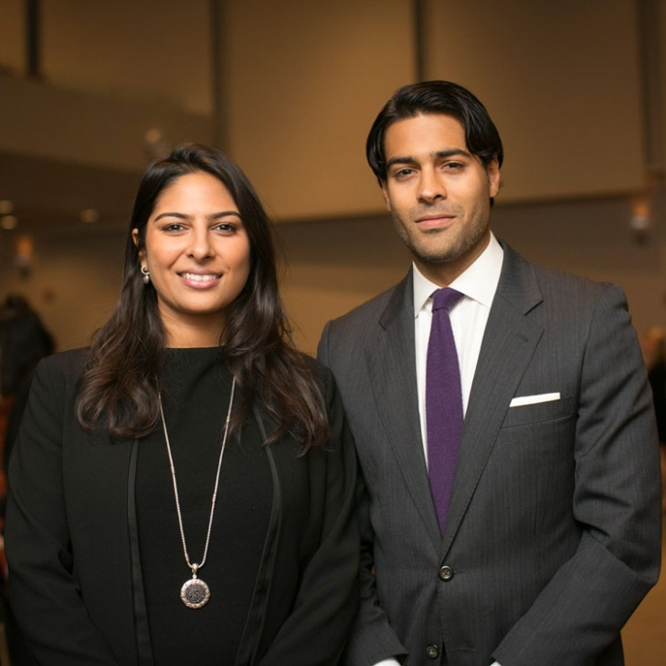 Alyshia and Omar Mangalji: Daring to dream and explore new perspectives