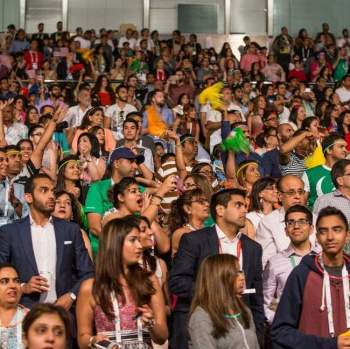 Dubai sport meet brings Ismailis together - Khaleej Times