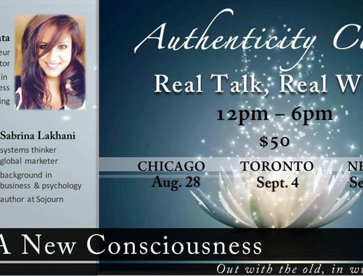 Authenticity Circle: Real Talk, Real Women