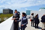 The Honourable Maxime Bernier Visits Ismaili Centre & Meets with Ismaili Delegation
