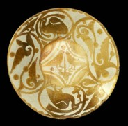 Bowl, 9th century Egypt, Fatimid period. The David Collection