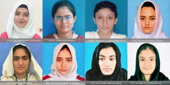 Aga Khan University Examination Board: Why Female Education Matters - Girls Consistently Make Pakistan Proud!