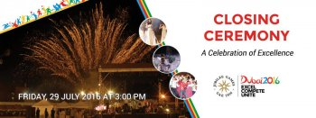 Jubilee Games Closing Ceremonies
