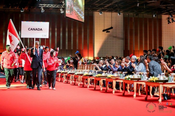 Canadian Ismaili Council President Malik Talib's message on the conclusion of Jubilee Games in Dubai