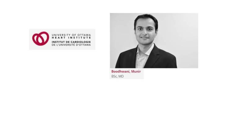Dr. Munir Boodhwani: Surgeon, University of Ottawa Heart Institute