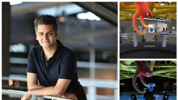 Kenyan-born, Pixar's Farhez Rayani:Canadians pioneered 3-D animation software